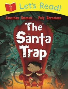 Let's Read: The Santa Trap