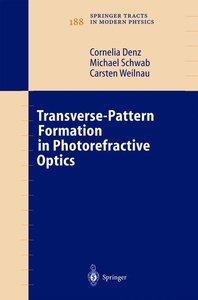 Transverse-Pattern Formation in Photorefractive Optics