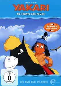 (30)DVD z.TV-Serie-Die Fährte Des Pumas