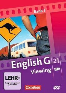 English G 21 Ausgaben A, B und D/5: 9. Schuljahr. Viewing