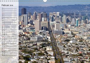 SAN FRANCISCO Traumstadt in Kalifornien