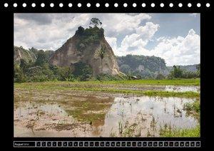 Sumatra ? Architektur und Landschaft