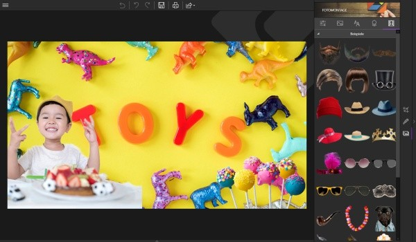 InPixio Photo Clip 9 (Die digitale Schere für perfekte Fotos) - zum Schließen ins Bild klicken