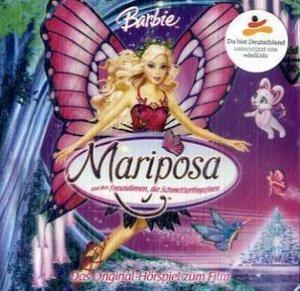 Barbie Mariposa und ihre Freundinnen, die Schmetterlingsfeen, 1