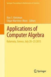 Applications of Computer Algebra