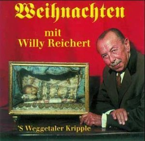 Weihnachten mit Willy Reichert, 1 Audio-CD