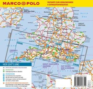 MARCO POLO Reiseführer Südengland