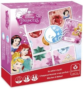 ASS Altenburger Disney Princess Game Box