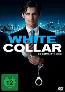 White Collar Complete Box