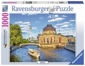 Ravensburger 197026 - Berlin Museumsinsel - Puzzle, 1000 Teile