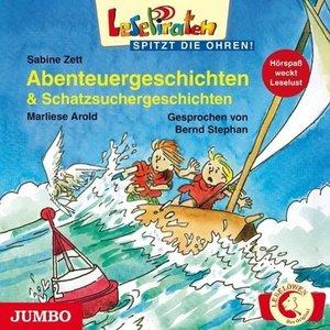 LesePiraten Abenteuergeschichten & Schatzsuchergeschichten