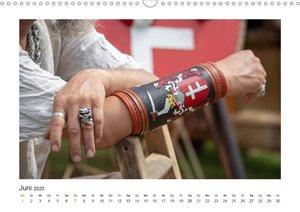 Mittelalter - Zeit unserer Ahnen (Wandkalender 2020 DIN A3 quer)