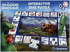 Interaktives Quiz (Kinderspiel), Arlo & Spot