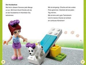 SUPERLESER! LEGO® Friends Ein Sommer voller Abenteuer