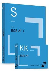 Bundle Alpmann, Skript BGB AT 1+ Karteikarten BGB AT 1