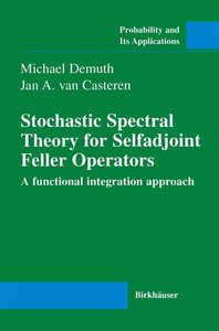 Stochastic Spectral Theory for Selfadjoint Feller Operators