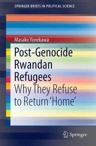 Post-Genocide Rwandan Refugees