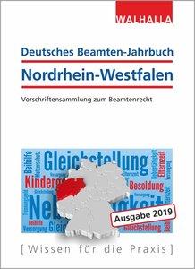 Deutsches Beamten-Jahrbuch Nordrhein-Westfalen Jahresband 2019