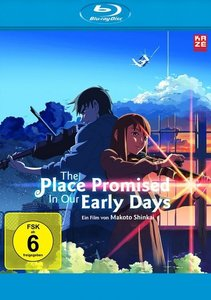 Place Promised in Our Early Days - Blu-ray