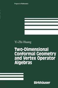 Two-Dimensional Conformal Geometry and Vertex Operator Algebras