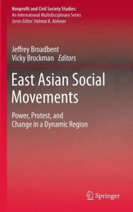 East Asian Social Movements