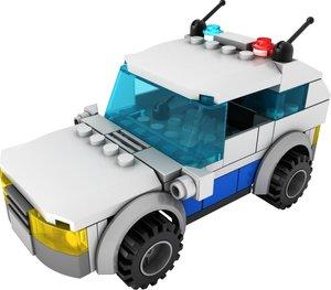 STAX HYBRID VEHICLES - Police Car