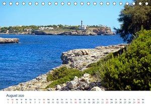 Leuchttürme an der See (Tischkalender 2020 DIN A5 quer)