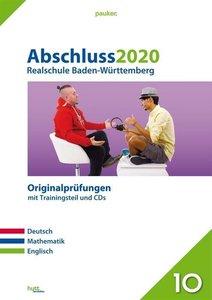 Abschluss 2020 - Realschule Baden-Württemberg