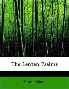 The Lenten Psalms