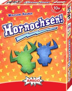 Hornochsen. Kartenspiel