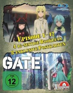 Gate - 1. Staffel - Gesamtausgabe