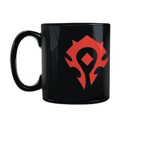 World of Warcraft - Kaffeebecher - Horde Logo