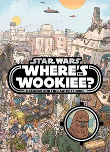Star Wars - Where\'s the Wookiee?