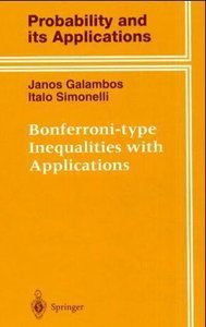 Bonferroni-type Inequalities with Applications