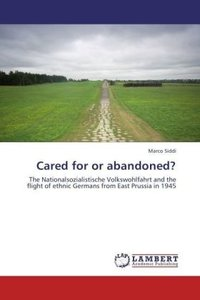 Cared for or abandoned?