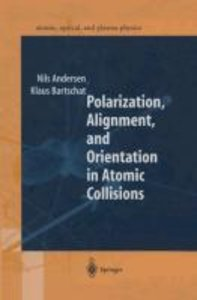Polarization, Alignment, and Orientation in Atomic Collisions