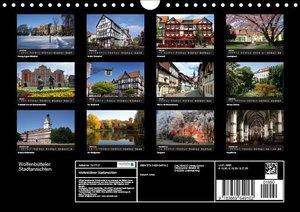 Wolfenbütteler Stadtansichten (Wandkalender 2019 DIN A4 quer)