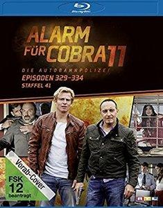 Alarm für Cobra 11. Staffel.41, 1 Blu-ray