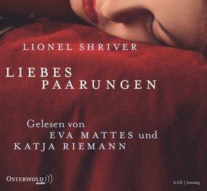 Liebespaarungen, 6 Audio-CDs