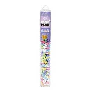 Plus-Plus Tube - Mini Pastel Mix 100 pcs