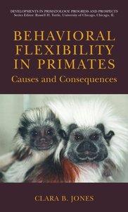 Behavioral Flexibility in Primates
