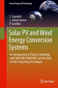 Solar PV and Wind Energy Conversion Systems