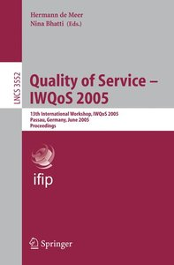 Quality of Service - IWQoS 2005