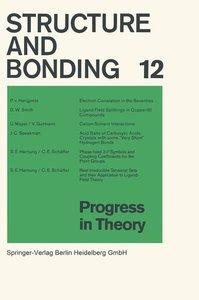 Progress in Theory