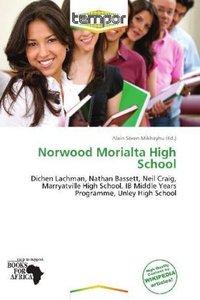 NORWOOD MORIALTA HIGH SCHOOL