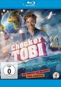 Checker Tobi und das Geheimnis unseres Planeten, 1 Blu-ray