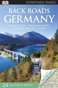 Eyewitness Travel Guide Back Roads Germany