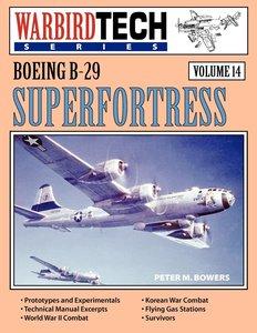 Boeing B-29 Superfortress - Warbirdtech Vol 14