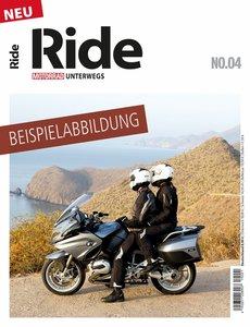 RIDE - Motorrad unterwegs, No. 4