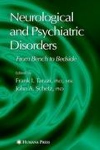 Neurological and Psychiatric Disorders